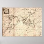 """Dutch East India Company"" (VOC) Trade Zone Print"
