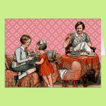 Dutch family card
