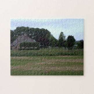 Dutch farm jigsaw puzzle