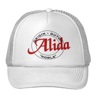 Dutch female name trucker hat