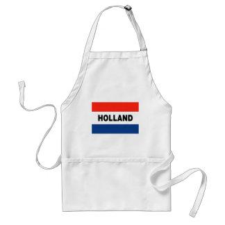 Dutch Flag Adult Apron