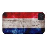 Dutch Flag iPhone 4 Case