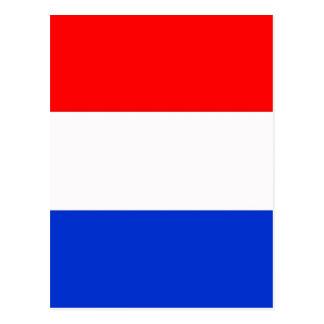 Dutch Flag Postcard