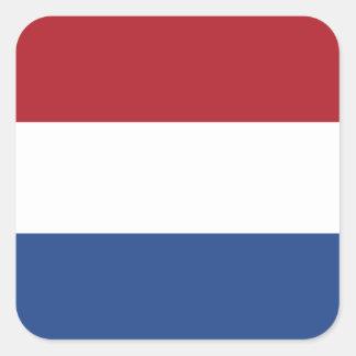 Dutch Flag Stickers