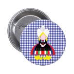 Dutch girl buttons