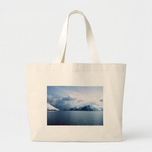 Dutch Harbor, AK Canvas Bag
