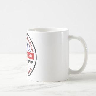 Dutch Harbor Alaskan King Crab Crew Member Classic White Coffee Mug