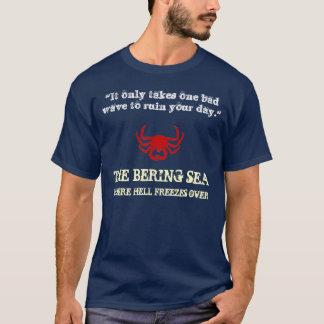 Dutch Harbor Bering Sea Crab Fishing T-Shirt