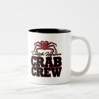 DUTCH HARBOR CRABCREW Two-Tone COFFEE MUG