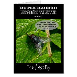 Dutch Harbor Mystery Theater Card