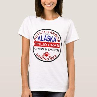 Dutch Harbor Opilio Crab Crew Member T-Shirt