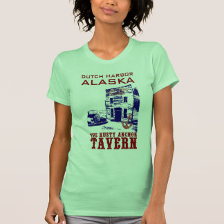 Dutch Harbor Rusty Anchor Tavern Shirts