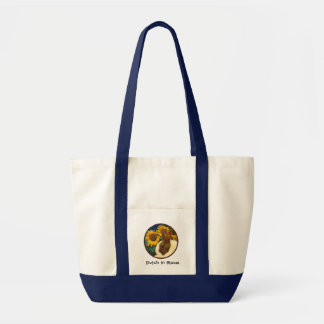 Dutch in Blook bag/tote