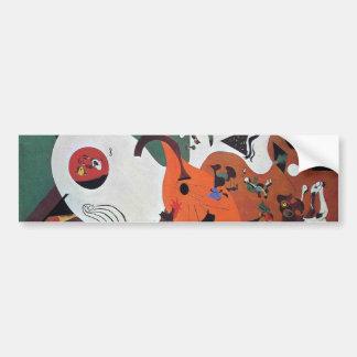 Dutch Interior Bumper Sticker