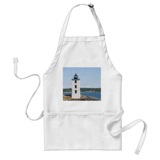 Dutch Island Lighthouse Apron