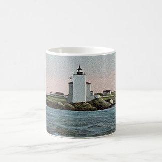 Dutch Island lighthouse Coffee Mug