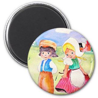 Dutch Kid's Magnet