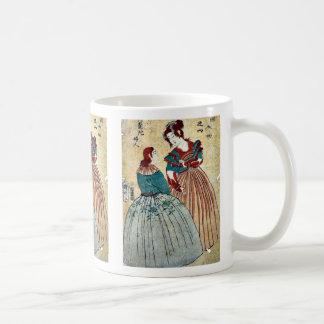 Dutch ladies By Hirasawa Kuniaki Mugs