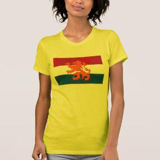 Dutch Lion Netherlands flag Gift T-shirt
