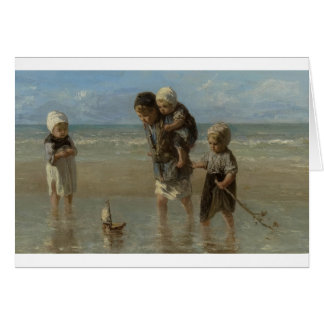 Dutch masters - painting card