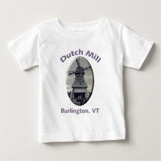 Dutch Mill Gas Station Baby T-Shirt