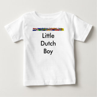 Dutch National and Provincial Flags Baby T-Shirt