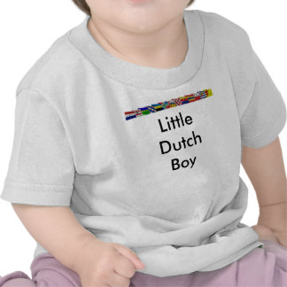 Dutch National and Provincial Flags T-shirts