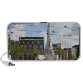 Dutch National Monument Travel Speakers