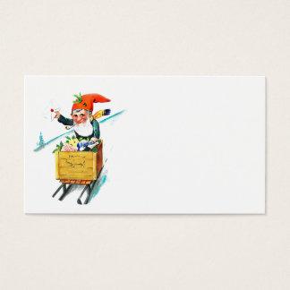Dutch New Year Gelukkig Nieuwjaar Business Card