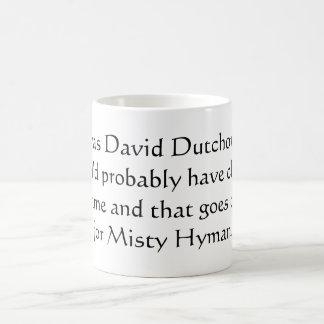 Dutch oven mug