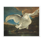 Dutch painting Asselijn Swan Gallery Wrapped Canvas