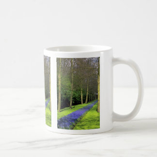 Dutch parkland from the Forest Classic White Coffee Mug