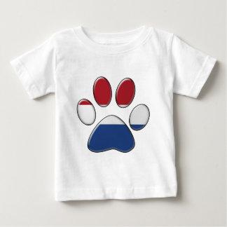 Dutch patriotic cat shirt