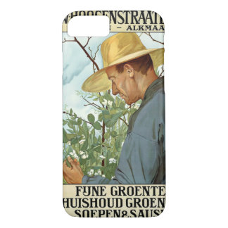 Dutch Preserved Foods Ad 1899 iPhone 7 Case
