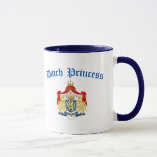 Dutch Princess (Holland Coat of Arms) Mug