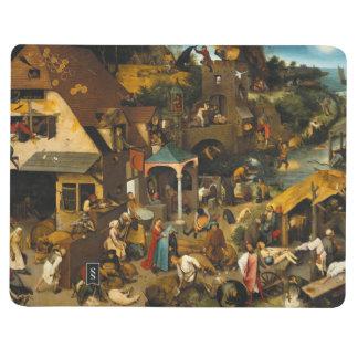 Dutch Proverbs by Pieter Bruegel the Elder Journal
