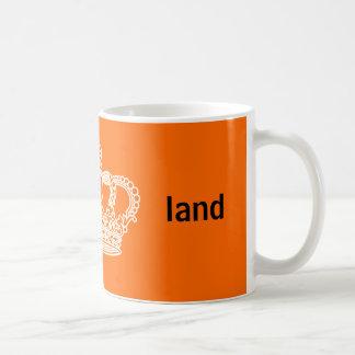 Dutch Queen's day (Koninginnedag) Classic White Coffee Mug