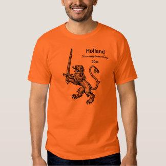 Dutch Queen's day (Koninginnedag) Shirt