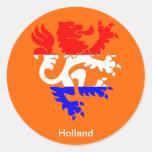 Dutch Queen's day Sticker