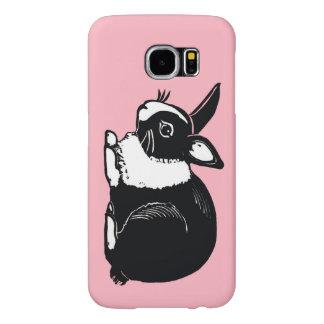 Dutch Rabbit Pink Samsung Galaxy S6 Case