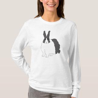 Dutch Rabbit Women Hoodie
