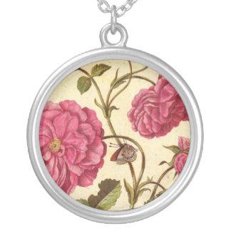 Dutch Rose Necklace
