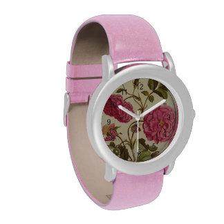 Dutch Rose Watch