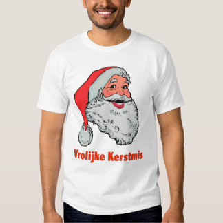 Dutch Santa Claus Light T-Shirt