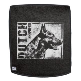 Dutch Shepherd dog - Dutchie -Hollandse  Herder Backpack