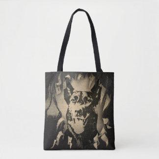 Dutch Shepherd - Dutchie Tote Bag