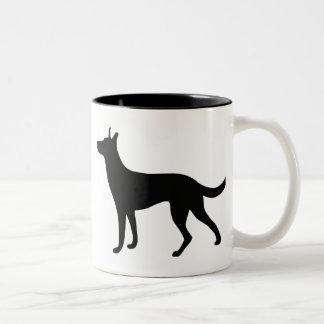 Dutch Shepherd Coffee Mugs
