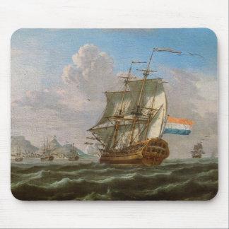 Dutch Ship Mouse Pad