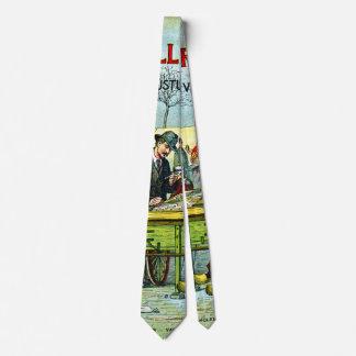 Dutch Smoking Pipes 1881 Tie