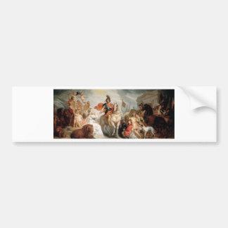 Dutch Virgin and Frederik by Theodoor van Thulden Bumper Sticker